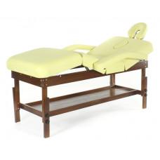 Массажный стол деревянный FIX-0A(МСТ- 15Л)
